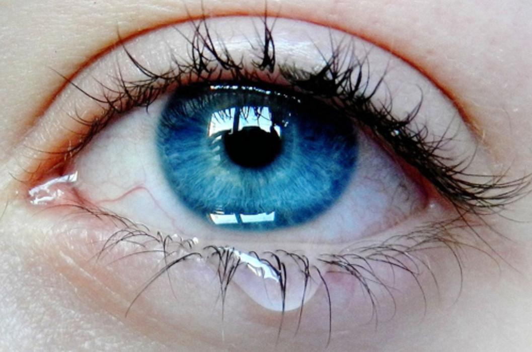 Картинки плачущие глаза красивые, новый